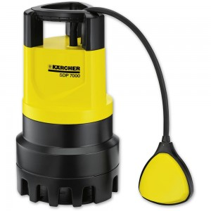 Karcher SDP7000 Submersible Dirty Water Pump