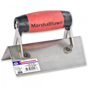 Marshalltown 67SSD Stainless Steel External Corner Trowel