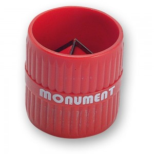 Monument 365F Internal + External Pipe End De Burrer