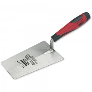 Ragni Bucket Trowel with Soft Grip Handle