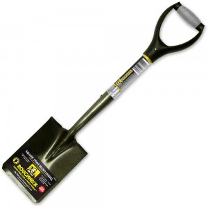 Roughneck Micro Square Shovel YD-Handle