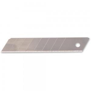 Stanley 25mm Snap Off Knife Blades (Pkt 10)