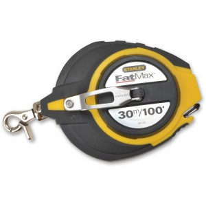 Stanley FatMax Long Tape 30m