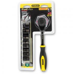 "Stanley FatMax 9 Piece Rotator Socket Set (3/8"")"