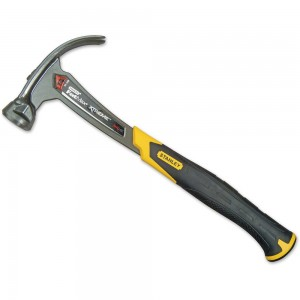Stanley FatMax Hi Velocity Curve Claw Framing Hammer