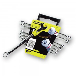 Stanley 8 Piece Metric Accelerator Wrench Set