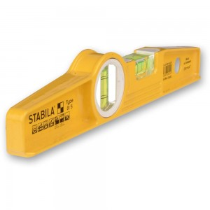 Stabila 81S-10ML Magnetic Torpedo Level