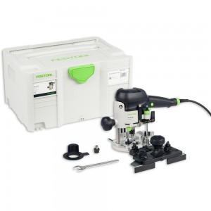 "Festool OF 1010 EBQ-Plus Router (1/4"" & 8mm)"