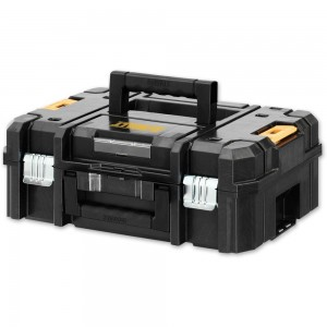 DeWALT TSTAK Toolbox 2 (Suitcase Flat Top)