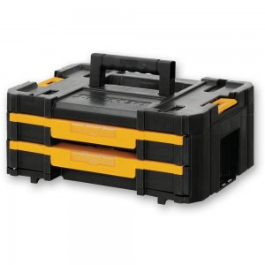 DeWALT TSTAK Toolbox 4 (Shallow Drawer)
