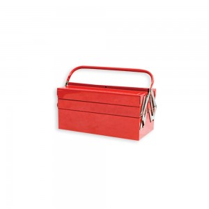 Faithfull Metal Cantilever Toolbox 5 Tray