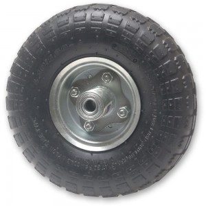 Faithfull Pneumatic Wheel For Trucks