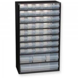 Raaco Organiser 44 Drawer Cabinet