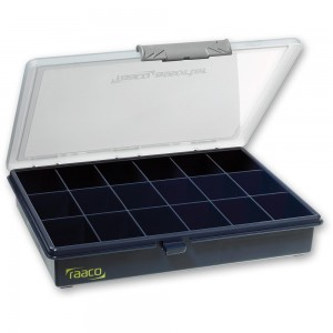 Raaco A5 Profi Assorter Service Box 18 Fixed Compartments