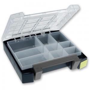 Raaco Boxxser 55 4x4 Pro Organiser Case 9 Inserts