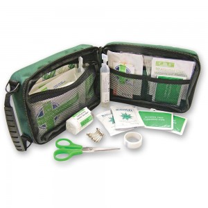 Scan Household & Burns First Aid Kit