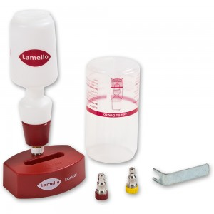 Lamello Dosicol Glue Dispenser with Mod D For Dowels