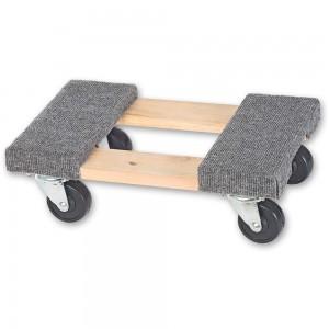Flat Bed Castor Trolley