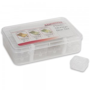 Plastic Storage Pot Sets