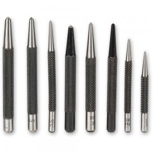 Axminster 8 Piece Centre Punch Set