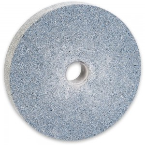 Axminster Aluminium Oxide 'Grey' Grinding Wheels - 200mm