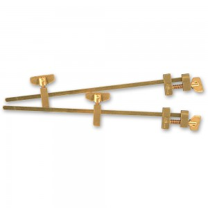 Ice Bear Japanese Hatakane Bar Clamps - Pair