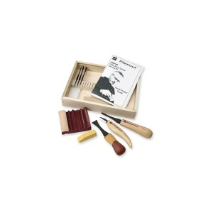 Flexcut SKB108 10 Piece Carving Starter Set