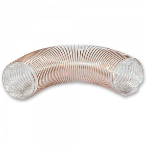 Clear Lightweight PVC Extraction Hose