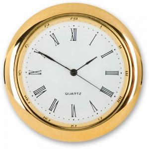 Craftprokits 45mm Gold Finish Watch Insert