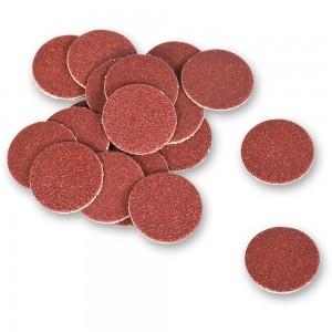 Proxxon 18mm Sanding Discs  (Pkt 20)