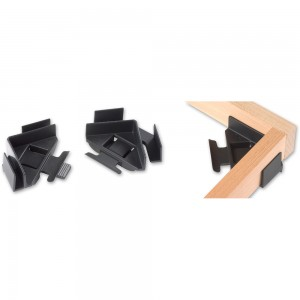 Pair of Right Angle Assembly Clamps