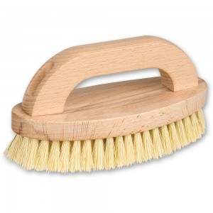 Chestnut Handled Polishing Brush