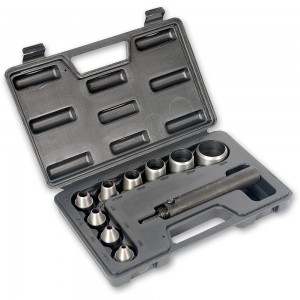 Axminster 10 Piece Metric Punch Set