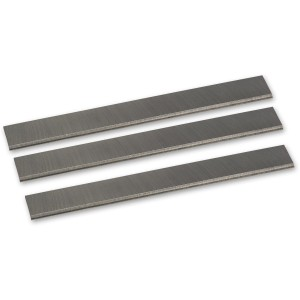 Axminster 254mm TCT Planer Knives