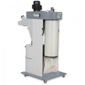 Axminster Trade AT277CE/UB-3300VECK 3HP Cyclone Extractor