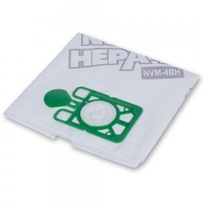 Numatic Hepaflo Filter Bags
