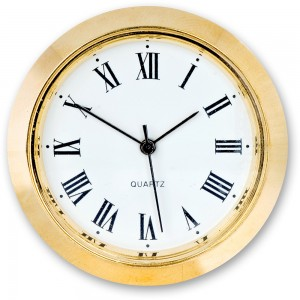 Craftprokits 36mm Gold Finish Watch Insert