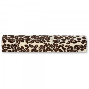 Coffee Bean Acrylic Pen Blank