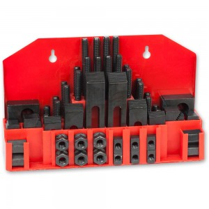14mm T-Slot Clamp Kit for Mills