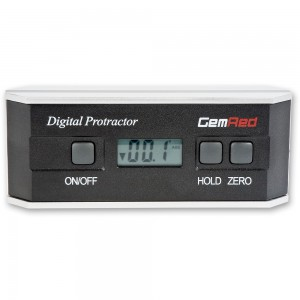 GemRed Digital Protractor