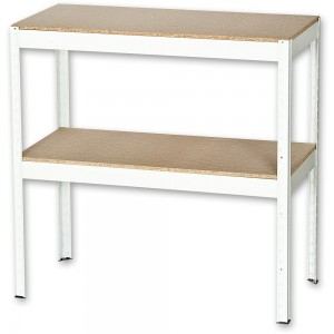 Heavy Duty Boltless 2 Shelf Unit
