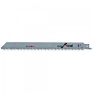 Bosch S1111K Hard and Soft Wood Sabre Saws Blade