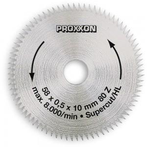 Proxxon Super-Cut Crosscut Blade for KS230E