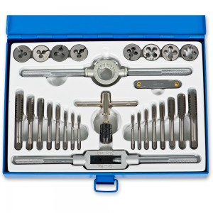 28 Piece Metric Tap & Die Set