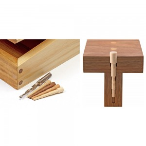 Miller Birch Dowel Joinery Kits