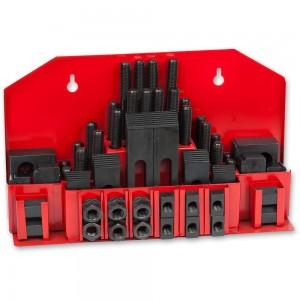 16mm T-Slot Clamp Kit for Mills