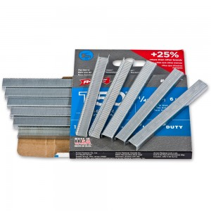 Arrow T50 Steel Staples (Pkt 1,250)