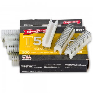 Arrow T59 Insulated Staples (Pkt 300)