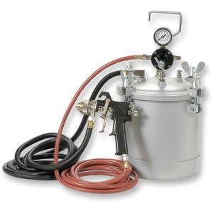 Axminster AS1080 10 Litre Spray Gun