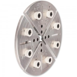 Axminster SK100 Button Jaws - 250mm